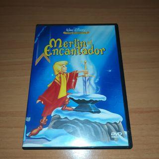 Merlín El Encantador - DVD