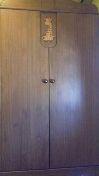 Armario habitación niño/a