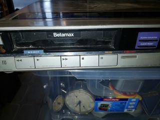 reproductor Sony betamax