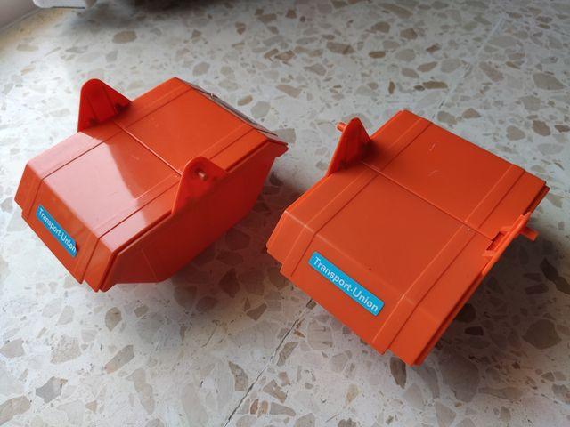 Contenedor antiguo Playmobil 3471