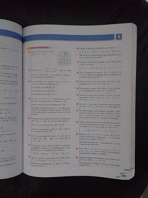 Libro de Matemáticas