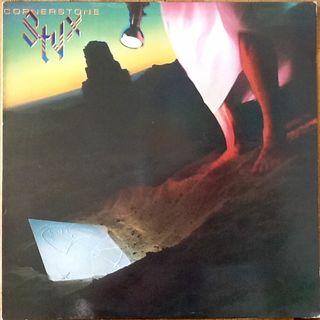 "STYX ""CORNERSTONE"" LP"
