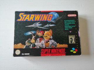 Starwing Super Nintendo snes