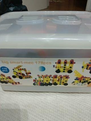 juguete Imaginarium 178 piezas.