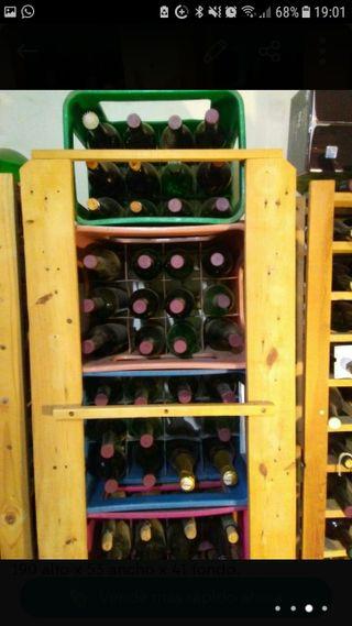 Botellero para 72 Botellas