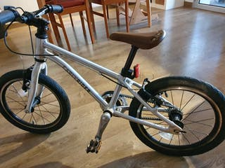 """Bicicleta Early Rider Belter 16"""""""