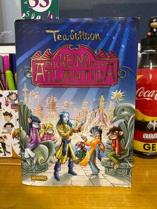 Tea Stilton En el reino de la Atlántida