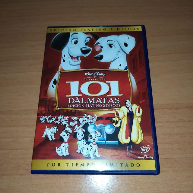 101 Dálmatas - 2 DVD
