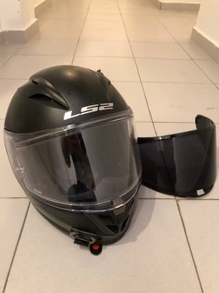 Casco ls2 ff323 arrow r evo talla M