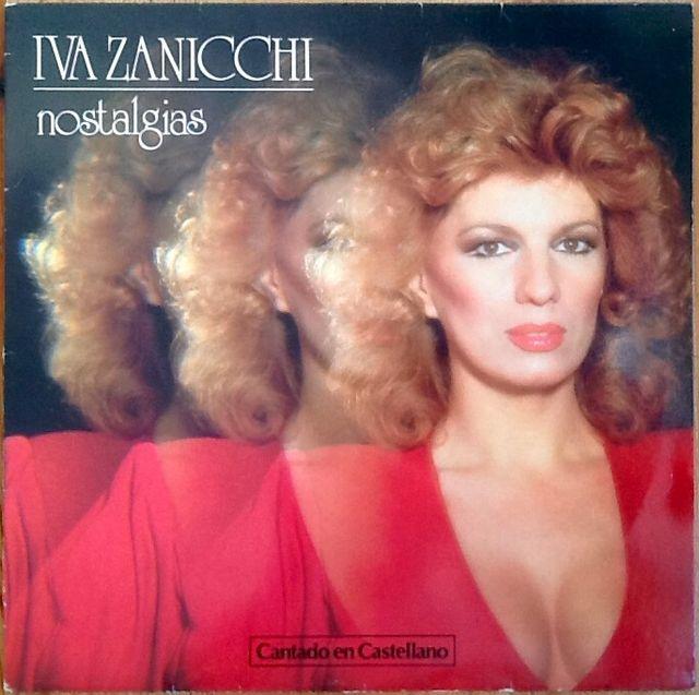"IVA ZANICCHI ""NOSTALGIAS"" LP"