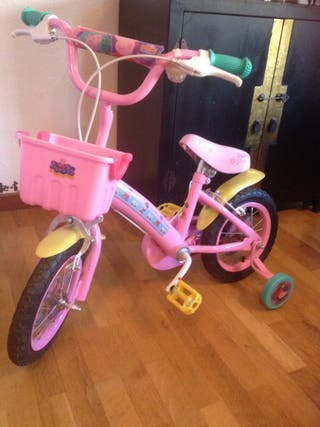 bicicleta 12 pulgadas PEPPA PIG