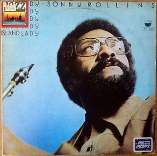"SONNY ROLLINS ""ISLAND LADY"" LP"