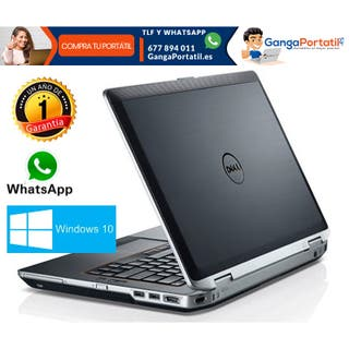 Portátil Dell E6430, i5 / 8gb Ram / Cam / Gráfica
