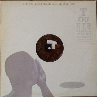 """THE TUBES """"OUTSIDE / INSIDE"""" LP"""