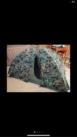 Tienda de campaña altus tipo iglú militar