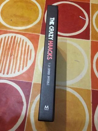 """Libro """"The crazy Haacks. Y la cámara imposible"""""""