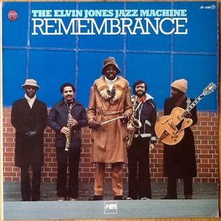 """ELVIN JONES """"REMEMBRANCE"""" LP"""