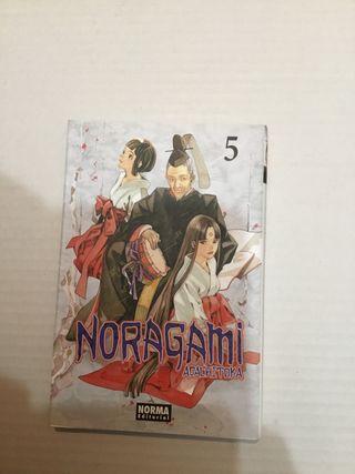 Libro noragami