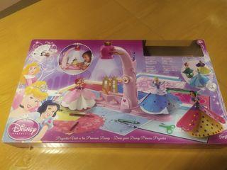 Viste a tus princesas