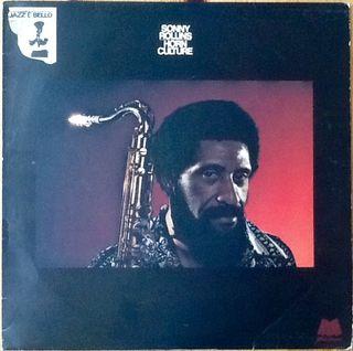 """SONNY ROLLINS """"HORN CULTURE"""" LP"""
