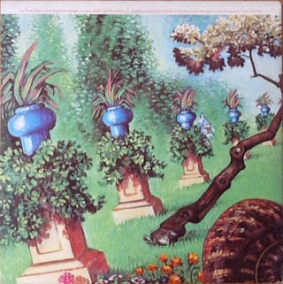 "LITTLE FEAT ""SAILIN' SHOES"" LP"