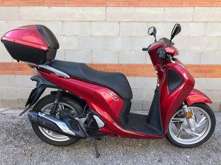 Honda SH 125 ABS 2018