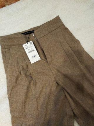 pantalones Zara nuevos talla 36. estilo Palazzo