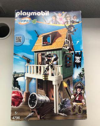 Playmobil Fuerte de Pirata 4796