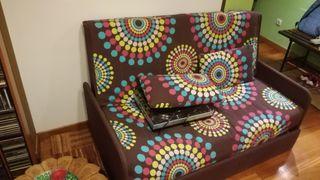 Sofá cama gratis en buen estado de uso