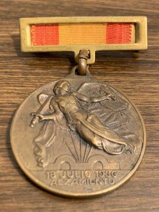 Medalla conmemorativa Guerra Civil española