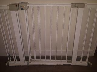 """Barrera seguridad para niños escaleras """"Safety"""""""