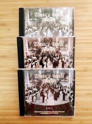 3CD Dance Hall days (jazz, salón)