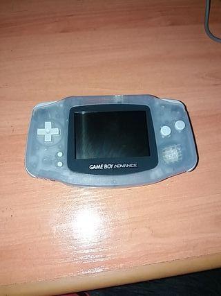 consola game boy avances AGB-001
