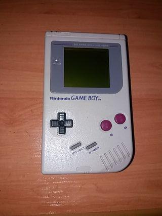 consola game boy DMG-01