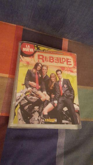 Àlbum de Rebelde URGE VENDER