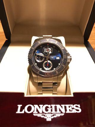 Longines HydroConquest reloj caballero