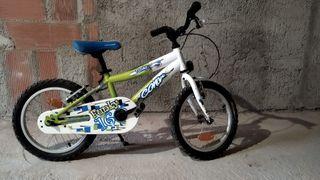 Bicicleta infantil Conor Funky 16