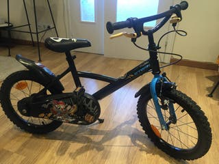 Bicicleta NIÑO + regalo Casco