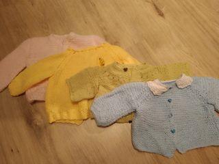 4 jerseys hechos a mano
