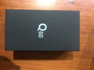 LG Q60 NUEVO CON PRECINTO ENVIO DÓNDE QUIERAS