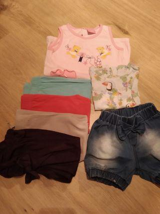 ropa bebé niña 9-12 meses