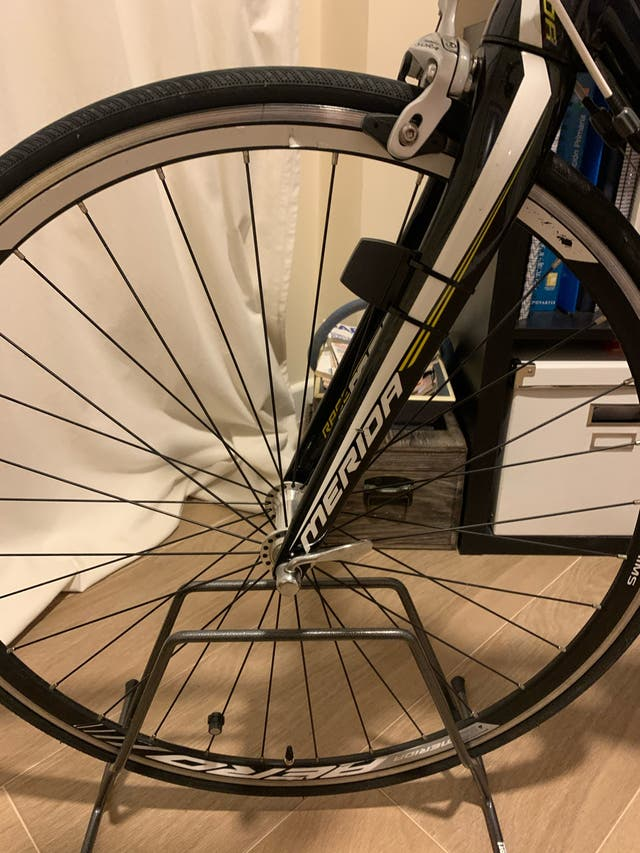 Bicicleta carretera Merida