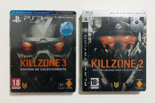 KillZone 2 y 3 - Especial Ps3