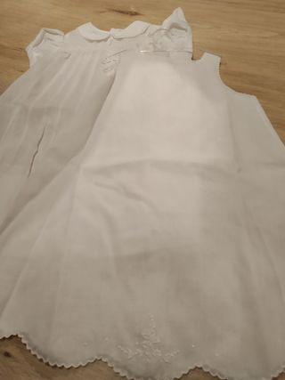vestido hecho a mano