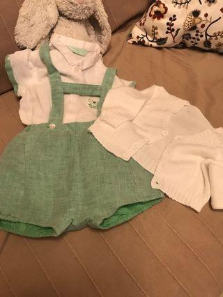 Ropa bebé niño 9-12 meses