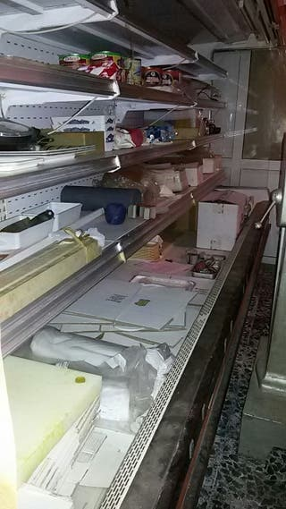mostrador frigorífico