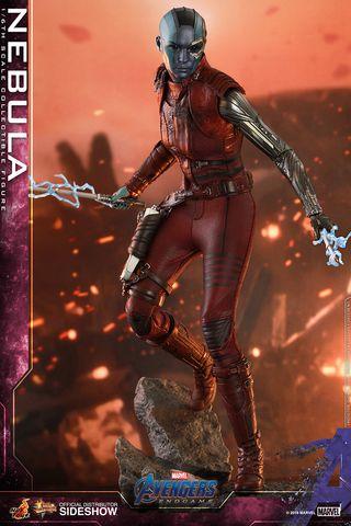 Nebula Marvel Avengers Endgame Figura 1/6 Hot Toys