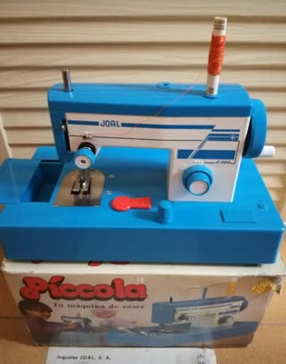 Máquina de coser juguete vintage
