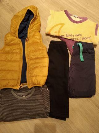 conjunto ropa bebe18-24 meses