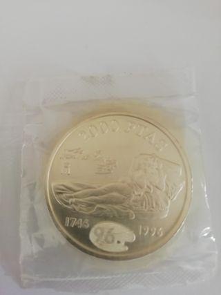 Monedas de plata varios modelos